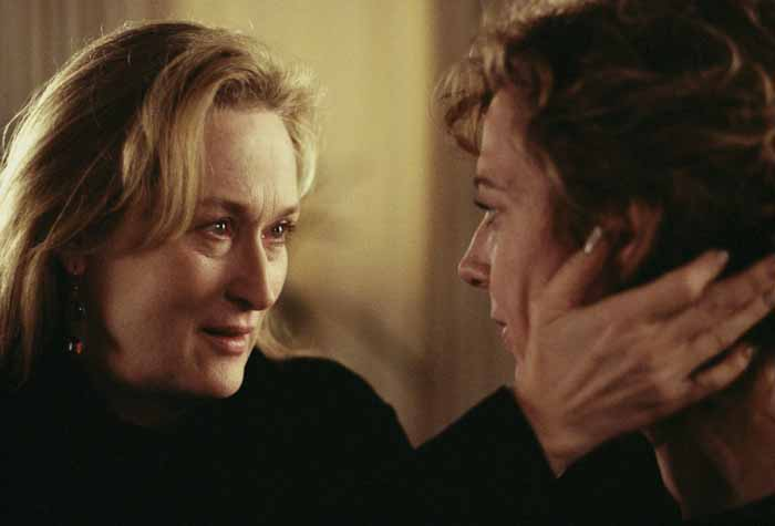 Meryl Streep in The Hours